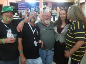 Peter McLeod, Rick Saur, Arch Bishop, Rosie McDonald, Bill Arnett