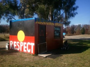 Aboriginal Tent Embassy HQ