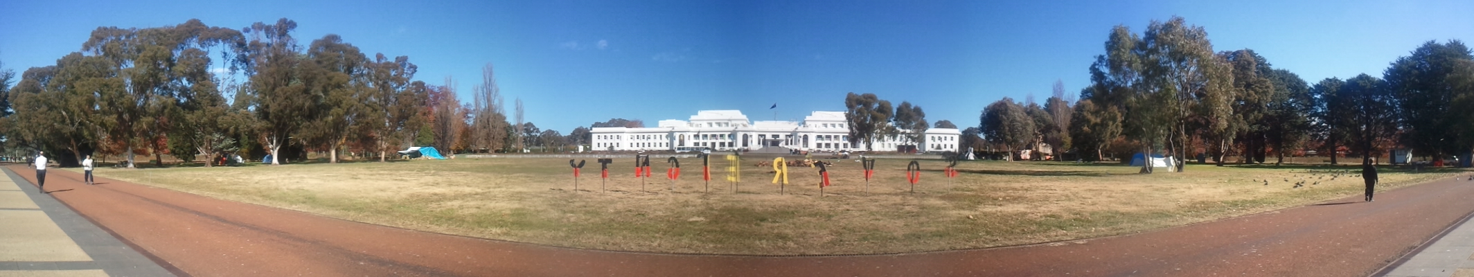 Aboriginal Tent Embassy Parkes ACT & Aboriginal Tent Embassy | Overheard Productions