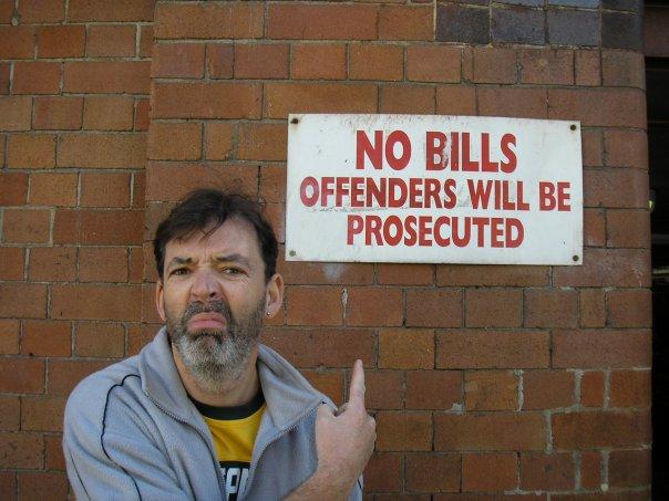 No Bills.