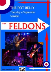 The Feldons plus John Lollback, The Pot Belly