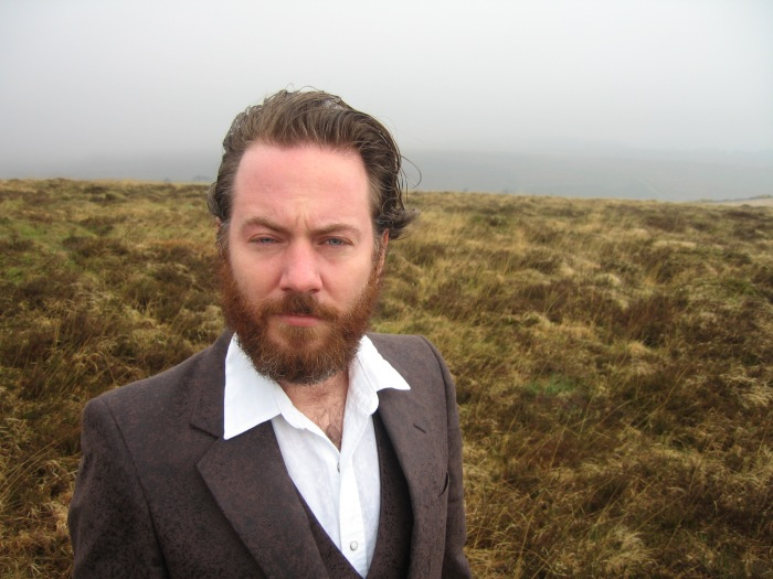 Jeff Lang on Moors. Photo by Alison Ferrier. Image courtesy of Jeff Lang.