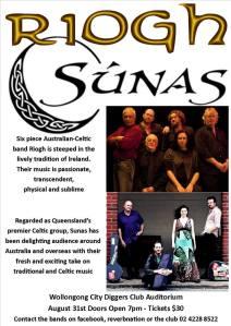Sunas and Riogh