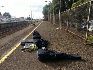 North Geelong station