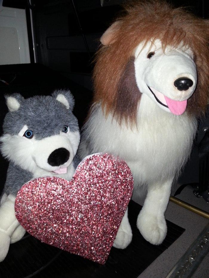 Love. Doggy style.