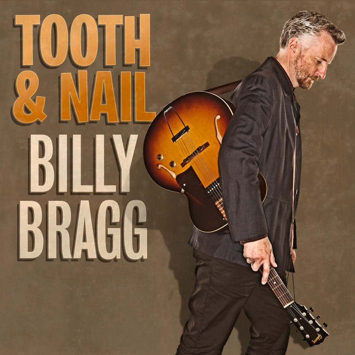 Billy Bragg's Australian Tooth and Nail tour