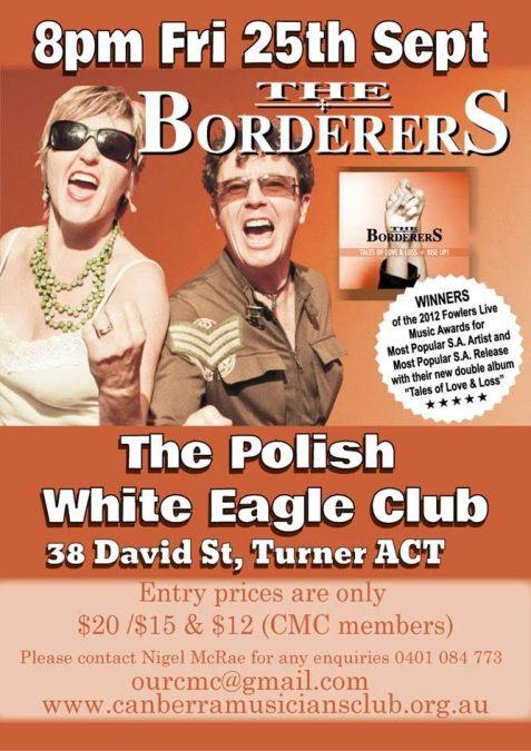 Borderers